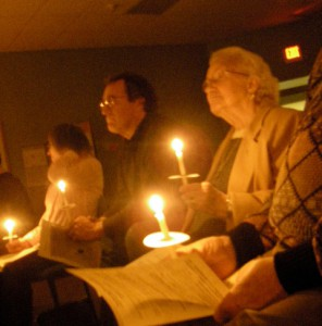 Easter Vigil Service of Light